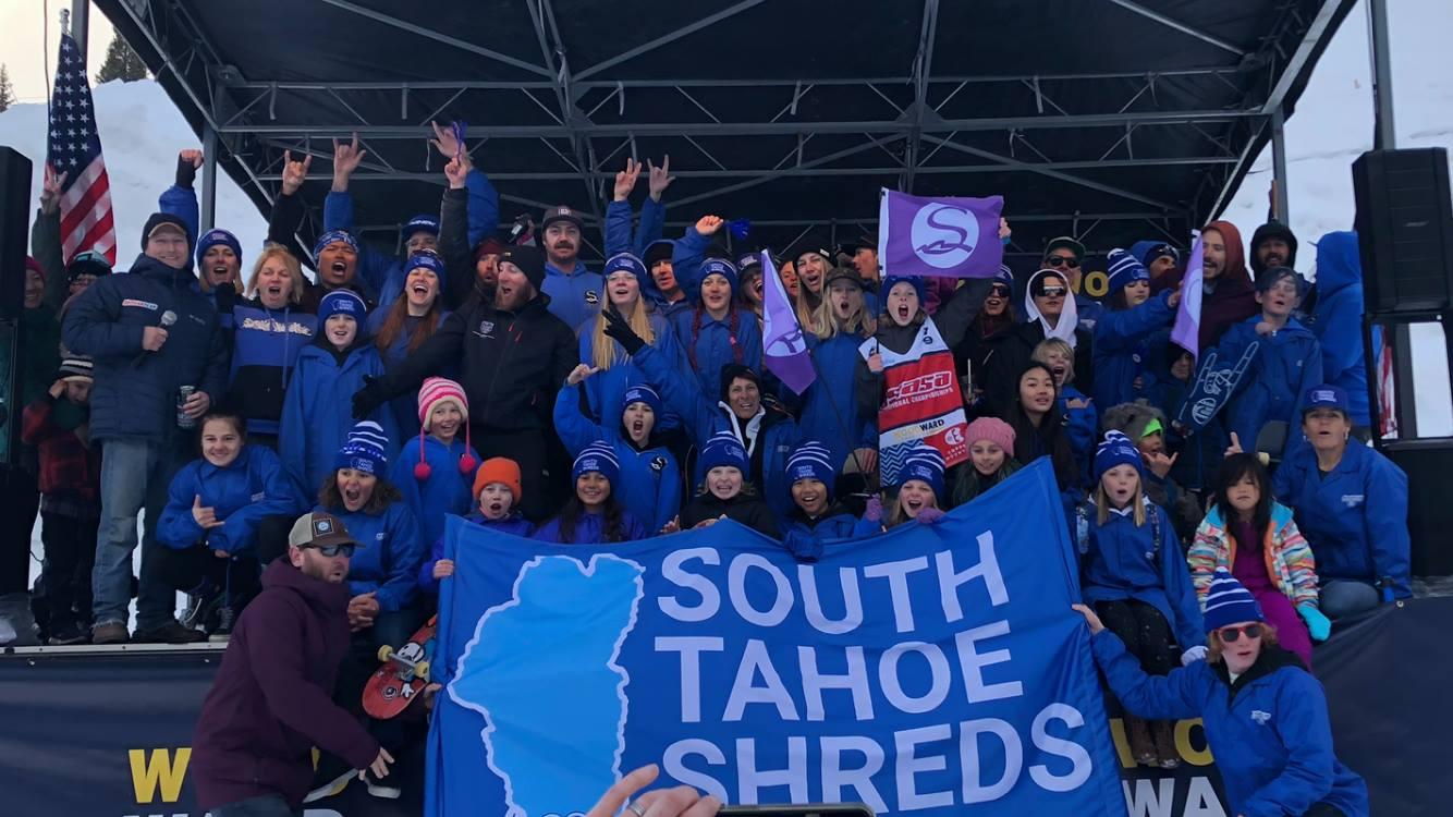 south tahoe shreds